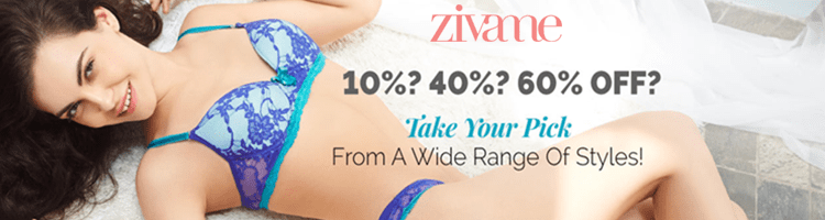 Zivame cashback offers and Deals